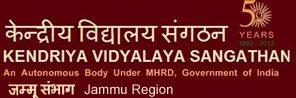 Kendriya Vidyalaya Sangathan Jammu